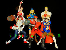 Yujin Capcom & SNK figure street fighter gashapon (full set of 6 figures)