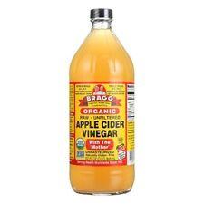 Bragg Organic Raw Unfiltered Apple Cider Vinegar 32 oz Bottle