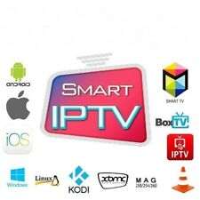 IP TV 1 YEAR SUBSCRIPTION All channelsPremium (Smart tv, Android, Tv box)