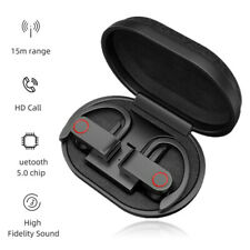 True Wireless Hanging Ear TWS bluetooth 5.0 Headset Sports Running Headphones