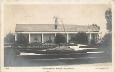 POSTCARD  SOUTH  AFRICA / RHODESIA - BULAWAYO - GOVERNMENT HOUSE   - RP