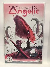 Angelic #2 NM- 1st Print Image Comics