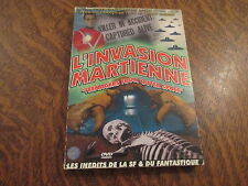 """dvd l'invasion martienne """"teenagers from outer space"""""""