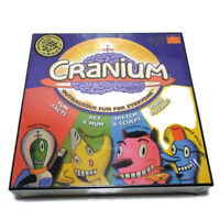 Cranium Board Game Outrageous Fun For Everyone Brain Game