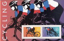 AMERIKA USA SHEET MNH CYCLING 1996 WIELRENNEN