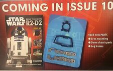 Build your own R2D2 Star Wars Huge 1.2 Scale ISSUE 10 Multiple Modes & Functions