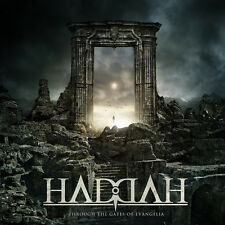 Haddah - Through the Gates of Evangelia (2014)  CD  NEW/SEALED  SPEEDYPOST