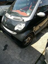 Smart Fortwo 0,8 CDI 450 Coupe Cabrio Motor  OM 660.940 mit Serviceheft