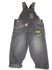 NEU Ergee süße Jeans Latzhose Gr. 86 anthrazit !!