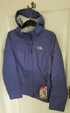 North Face RRP110 Venture Jacket Womans Extra Small XS Lilac Purple Fjord Blue 4