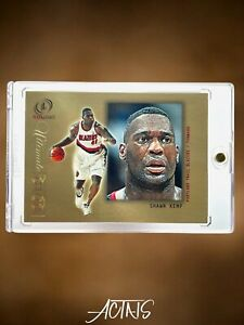 2001 Fleer Legacy ULTIMATE SHAWN KEMP 133/175 SUPER RARE 90s CARD PARALLEL
