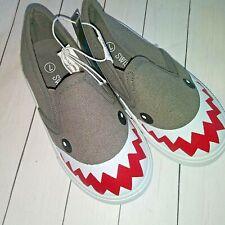 Shark Slip On Shoes Toddler boys Size- 6,7,10 Baby Shark Style