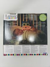 Night Night Owl Light Tummy Lamaze Toy