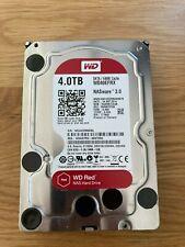 Western Digital   WD Red NAS   4 TB   WD40EFRX   SATA 6Gb/s