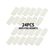 24pcs Reusable Anti-Fog Inserts For GoPro HD HERO 1 2 3 4 Camera Accessories