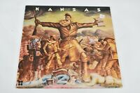 Kansas  - Kansas, VINYL LP