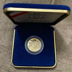 1987 W U.S. Constitution Bicentennial $5 Gold Coin Proof
