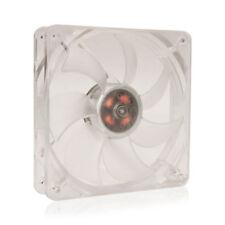 Silenx EFX-12-15R Effizio 120x25mm 15dBA 74CFM Red PC Computer Case Fan