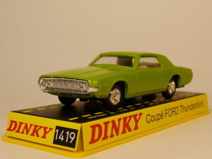 Dinky Toys 1:43 Coupe FORD Thunderbird Diecast model car