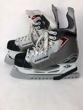 Easton Stealth S1 Ice Skates Junior Hockey  Skate Size 4.0 With Skate Guards