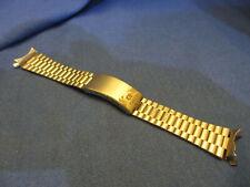 Watchmaker Estate Vintage Genuine Seiko Steel Bracelet marked Japan Z258 New