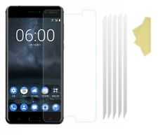 [PACK of 5] CLEAR Screen Protector LCD Cover Guards Protector Film for Nokia 5
