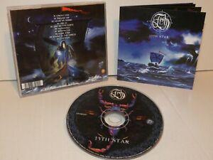 Fish/Marillion - 13th Star (10 track CD album)