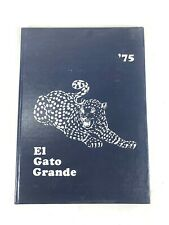 New ListingLake Center Middle High School El Gato 1975 Yearbook