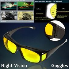 Night Optic Vision Driving Anti Glare HD Lenses Glasses UV Protecting Eyeglasses