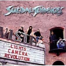 """SUICIDAL TENDENCIES """"LIGHTS CAMERA REVOLUTION"""" CD NEW"""