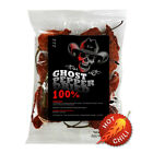 Chilli Pods - 10g Dried Chilli  Naga Bhut Jolokia Pods - Ghost Pepper *SALE*