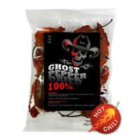 Chilli Pods - 10g Dried Chilli  Naga Bhut Jolokia Pods - Ghost Pepper *SALE*