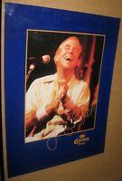"RARE Jimmy Buffett Corona Beer Promo Wall Poster 21.5"" x 16"" FREE Shipping"