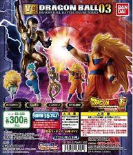 Bandai Battle Figure Series Dragon ball Super VS Versus Dragon ball 03 Set of 4