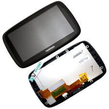 Tomtom Go 5100 LCD Bildschirm und Touch Screen Digitizer Glas mit Rahmen