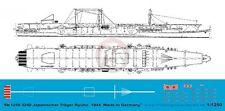 Peddinghaus 1/1250 HIJMS Ryuho Japanese Aircraft Carrier Markings 1944 WWII 3240