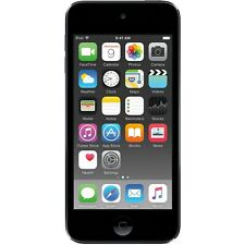 New Apple iPod Touch 6th Generation 128 Gb Mp3 Mp4 Video Player Space Grey