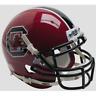 SOUTH CAROLINA GAMECOCKS NCAA Schutt XP Authentic MINI Football Helmet