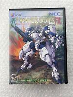 "Power Dolls FX ""Good Condition"" Nec PC-FX Japan Video Game"