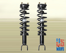 09-17 Dodge Ram 1500 4WD Front Complete Shock Strut Coil Spring Assembly Pair