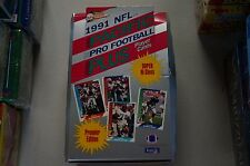 1991 Pacific NFL Pro Football Plus Player Cards Sealed New NIB Premier Edition