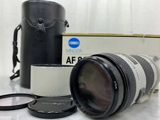 Minolta High Speed AF APO Tele Zoom 80-200mm f2.8 For Sony A