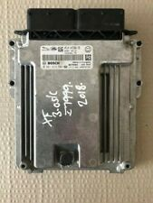 JAGUAR XF ENGINE ECU HPLA-14C568-TB