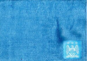 MANCHESTER CITY 100% Cotton Bar/Snooker/Hand Towel Old Crest FREE POST UK