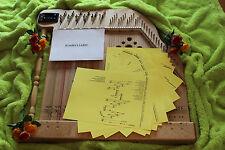 Kinderlieder  Akkordzither Unterlegnoten 10 Stück