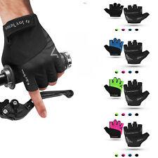Cycling Half Finger Bike Gloves MTB Outdoor Sport Fishing Short Gloves Fitness