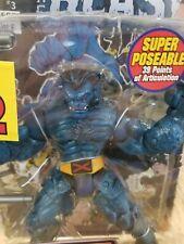 NIP 2003 Marvel Legends Series IV Beast 2003 Toy Biz Action Figure w/Comic Book