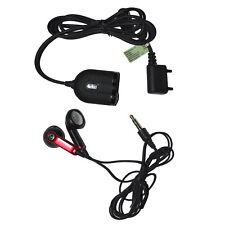 Sony Ericsson HPM-64D Stereo Headset, Kopfhörer, 3,5mm / Fastport, rot-schwarz