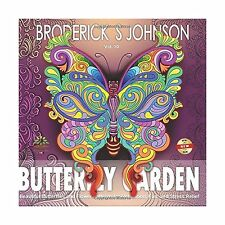 Butterfly Garden: Beautiful Butterflies and Flowers Patterns Fo... Free Shipping