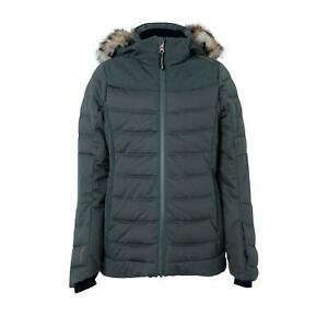 Brunotti Ski Jacket Snowboard Jacket Jaciano Jr Girls Snowjacket Dark Green
